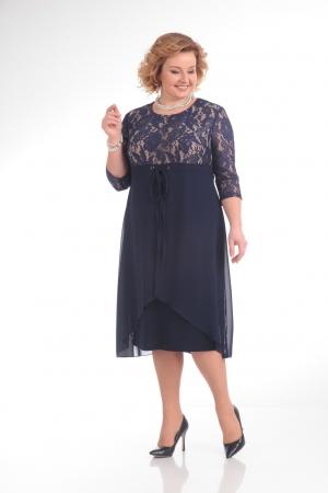 Платье М645 Размеры 42-66