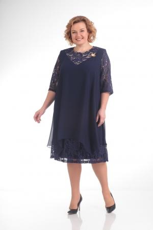 Платье М646 Размеры 56-66