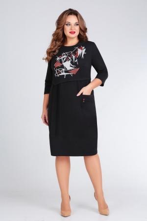 Платье М1690 Размеры 56-60