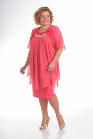 Платье М210 Размеры 56-64