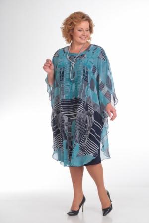 Платье М341 Размеры 56-68