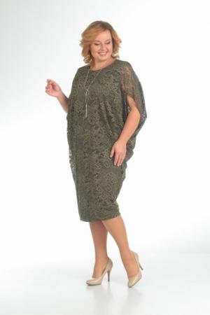 Платье М557 Размеры 56-72
