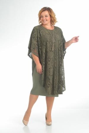 Платье М558 Размеры 56-66