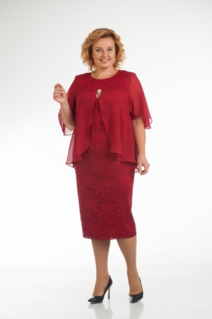 Платье М593 Размеры 56-66