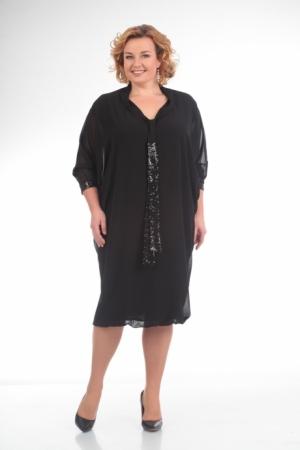 Платье М637 Размеры 56-72