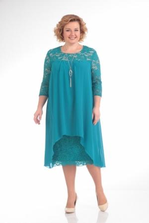 Платье М642 Размеры 56-72