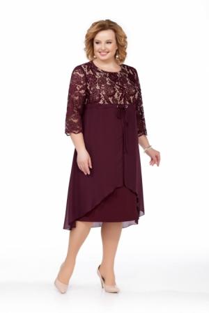 Платье М645 Размеры 56-66