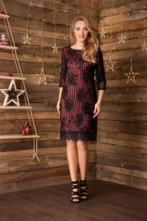 Платье М7275 Размеры 46 48