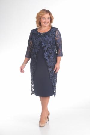 Платье М753 Размеры 56-66