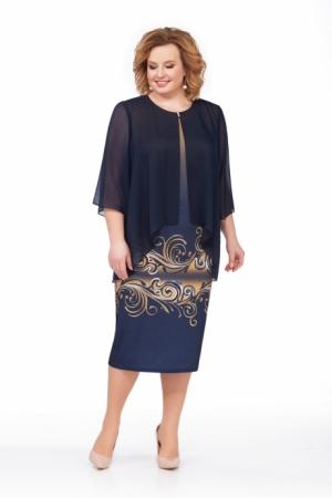 Платье М850 Размеры 56-66