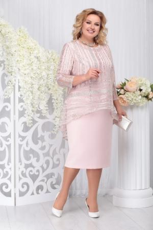 Платье М5732 Размеры 56-64