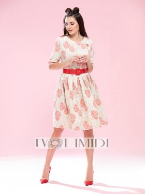 Платье М1210 Размеры 44 46