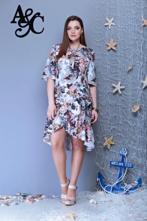 Платье М275 Размеры 48-52