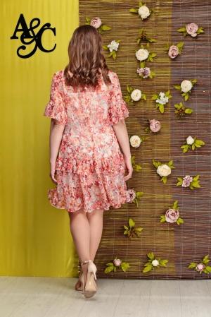 Платье М283 Размеры 50 52