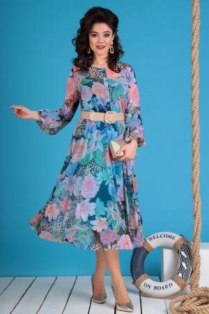 Платье М2550 Размеры 50-54