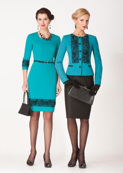 Платье М1.396 Размеры 48 52