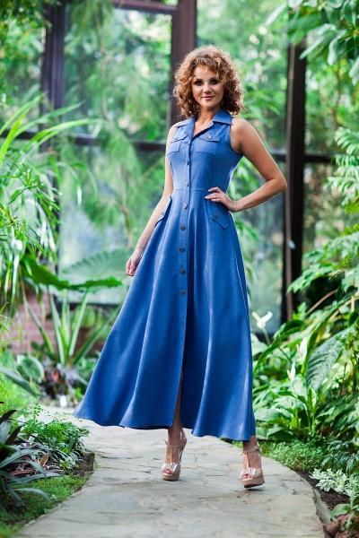 Платье М100 Размеры 42-52