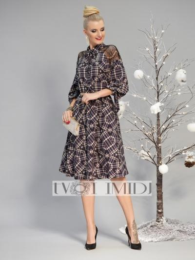 Платье М1155 Размеры 46-52