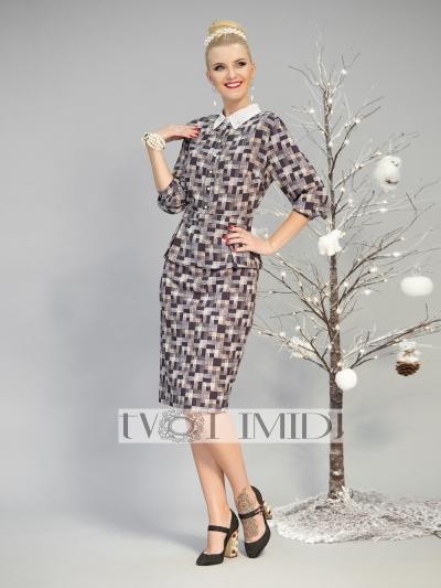 Платье М1157 Размеры 46 52