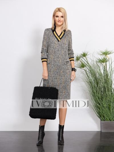 Платье М1175 Размеры 50-54