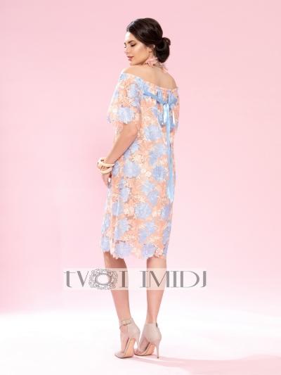 Платье М1231 Размеры 44-48