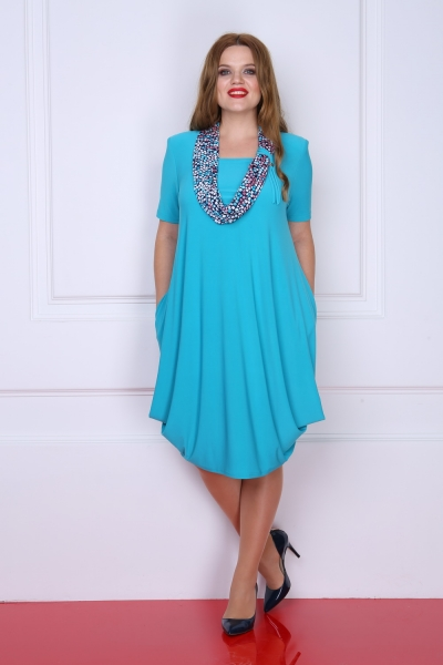 Платье М622 Размеры 52-62