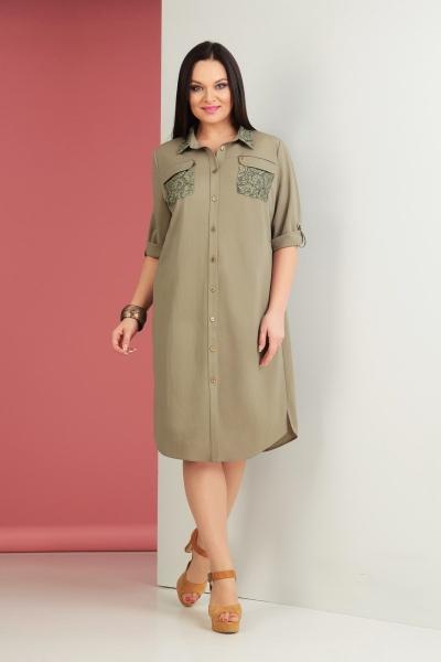 Платье М1512 Размеры 52-56