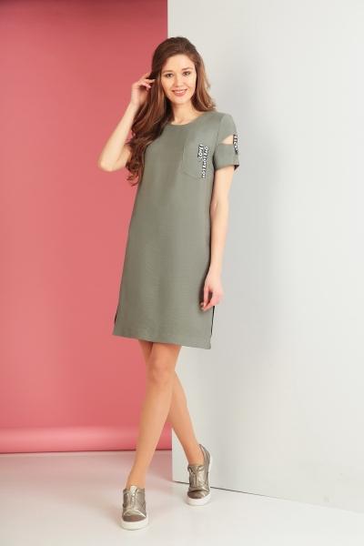Платье М1523 Размеры 44-54