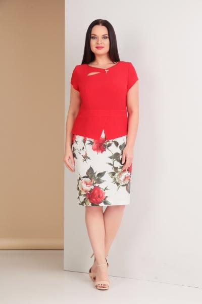 Платье М1532 Размеры 50-54