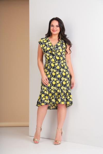 Платье М1548 Размеры 48-52