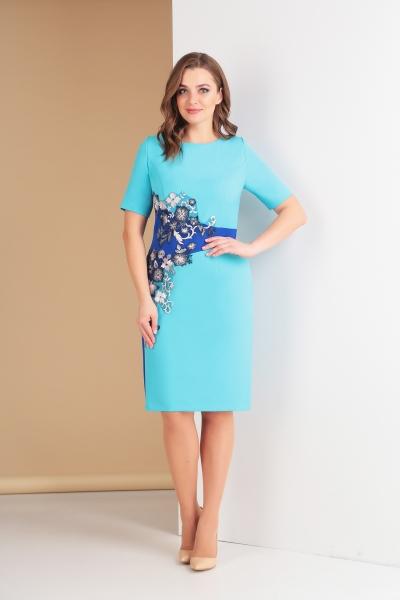 Платье М1559 Размеры 50-54