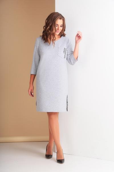 Платье М1563 Размеры 44-54
