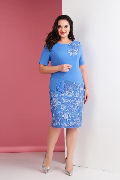 Платье М1635 Размеры 50-54