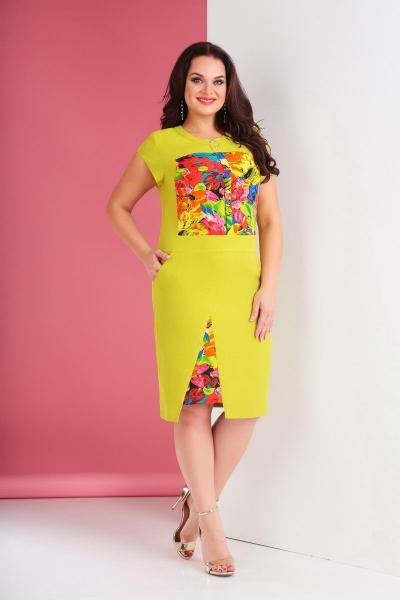 Платье М1643-2 Размеры 50-54
