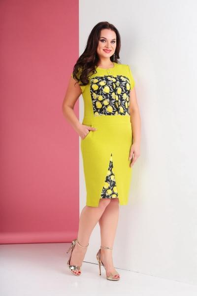 Платье М1643-1 Размеры 50-54