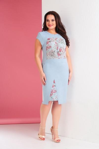 Платье М1643 Размеры 50-54