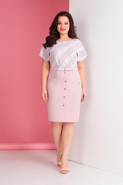 Платье М1656 Размеры 48-52