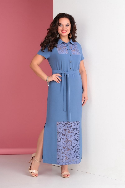 Платье М1661-1 Размеры 50-54