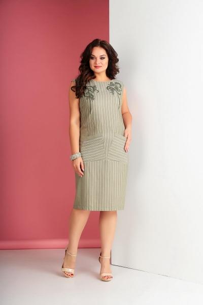 Платье М1668 Размеры 50-54