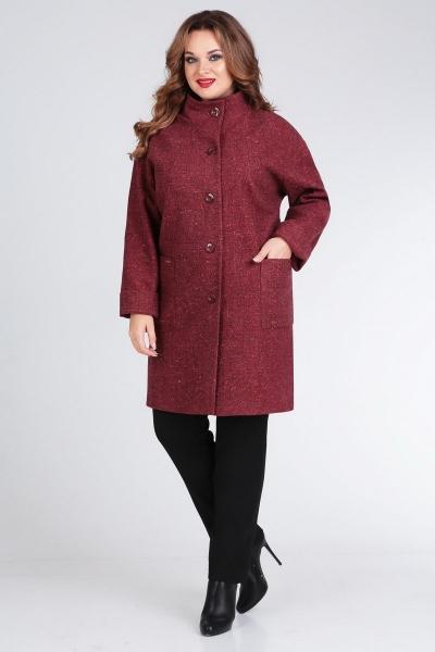 Пальто М1701А Размеры 54-58