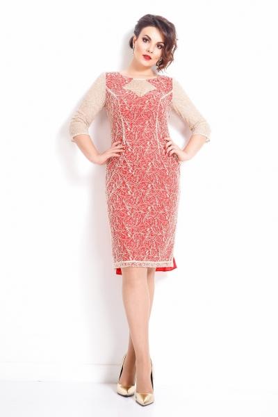 Платье М17110 Размеры 44-50