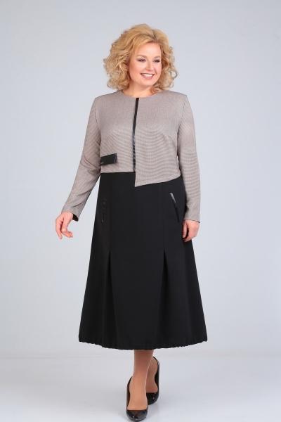 Платье М1722 Размеры 58-62