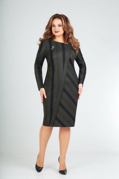 Платье М1724 Размеры 52-56