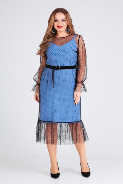 Платье М1732 Размеры 42-52