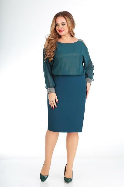 Платье М1735 Размеры 52-56