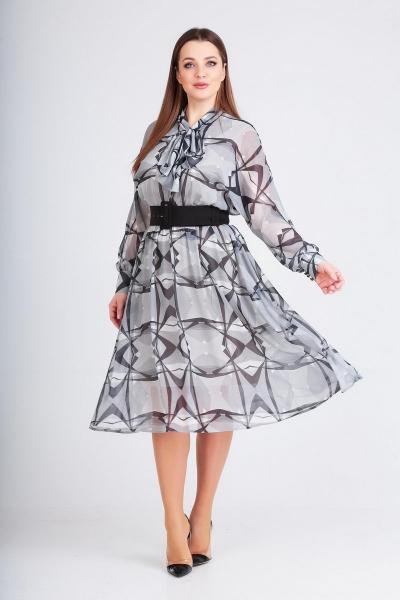 Платье М1742 Размеры 44-48