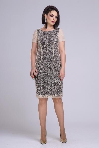 Платье М18107 Размеры 44-50