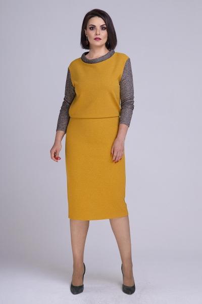 Платье М18117 Размеры 48-54