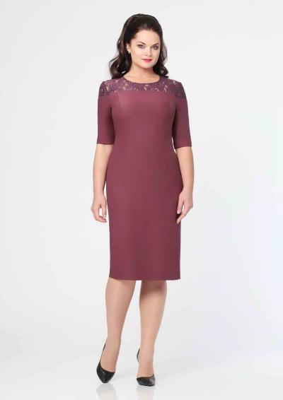 Платье М1821-2 Размеры 54 56