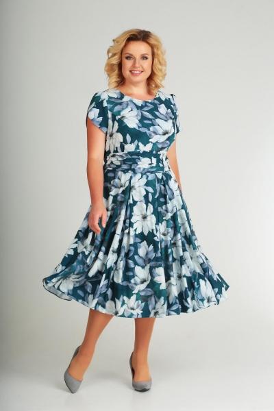 Платье М184 Размеры 50-56
